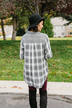 Load image into Gallery viewer, Check Mate Plaid Button-Down