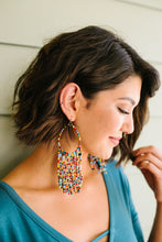 Load image into Gallery viewer, Confetti Beaded Earrings