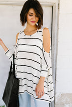 Load image into Gallery viewer, Fashion Forward Striped Top