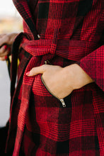 Load image into Gallery viewer, Gentle Breeze Plaid Jacket