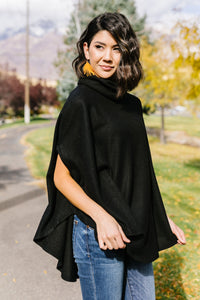 Head Honcho Poncho Top