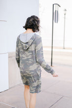 Load image into Gallery viewer, In Plain Sight Camouflage Dress