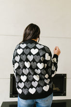 Load image into Gallery viewer, Lovin' It Sweater In Black