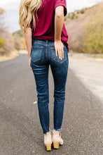 Load image into Gallery viewer, Rough Around The Edges Skinny Jeans