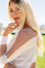 Load image into Gallery viewer, Serenity Color Block Sweater