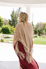 Load image into Gallery viewer, Shawl We Dance Through Fall Ruana