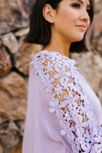 Load image into Gallery viewer, Standout Floral Lace Blouse