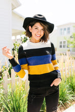 Load image into Gallery viewer, Stella Striped Sweater
