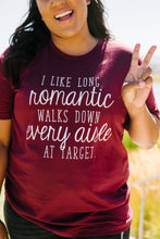 Load image into Gallery viewer, Target Romance Graphic Tee