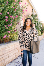 Load image into Gallery viewer, The Cat's Meow Leopard Sweater