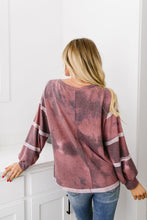 Load image into Gallery viewer, Vintage Daydreams Tie Dye Top