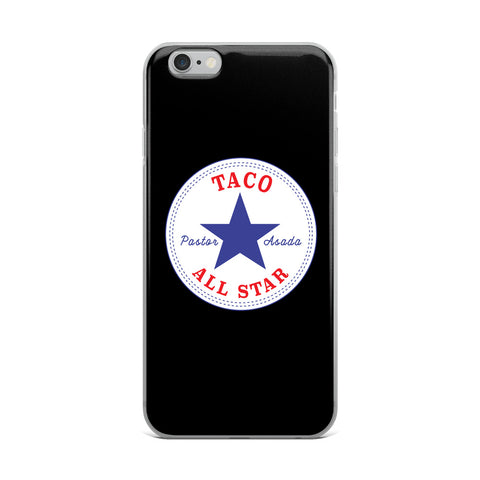 Taco All Star iPhone Case