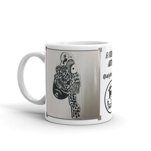 Featured Artist  - Aiyhdesign - The monster in me - Mug