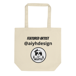 Featured Artist - Aiyhdesign - Dope - Eco Tote Bag