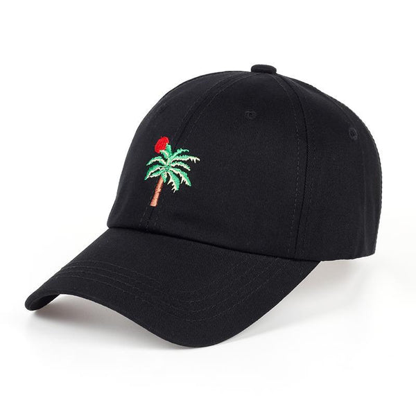 Palm Trees Dad Hat
