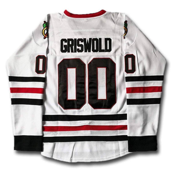 Clark Griswold Christmas Vacation Hockey Jersey