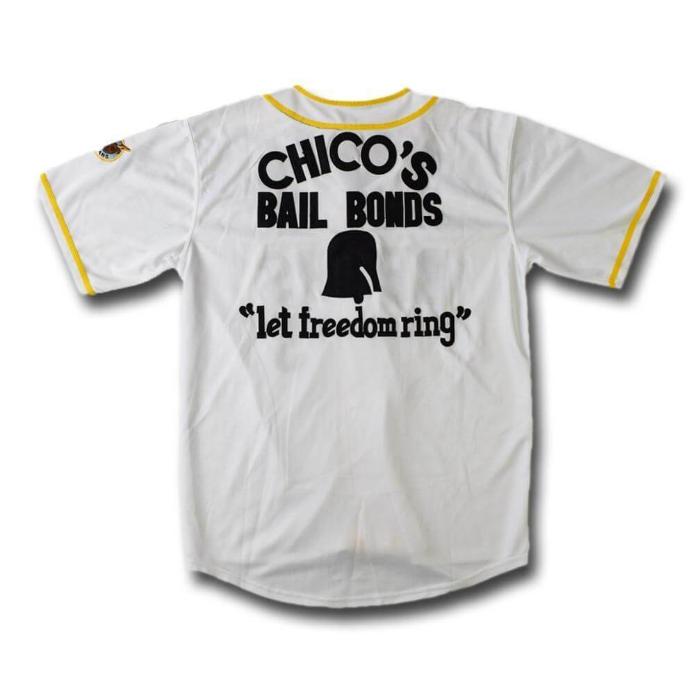 Bad News Bears Baseball Jerseys