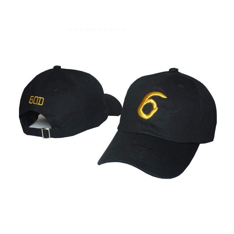6 God Dad Hat - Jersey Champs black_gallery