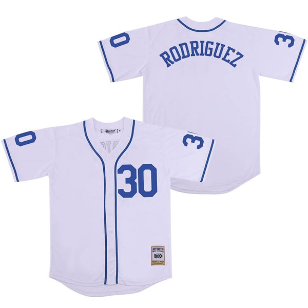 The Sandlot Rodriguez Baseball Jersey