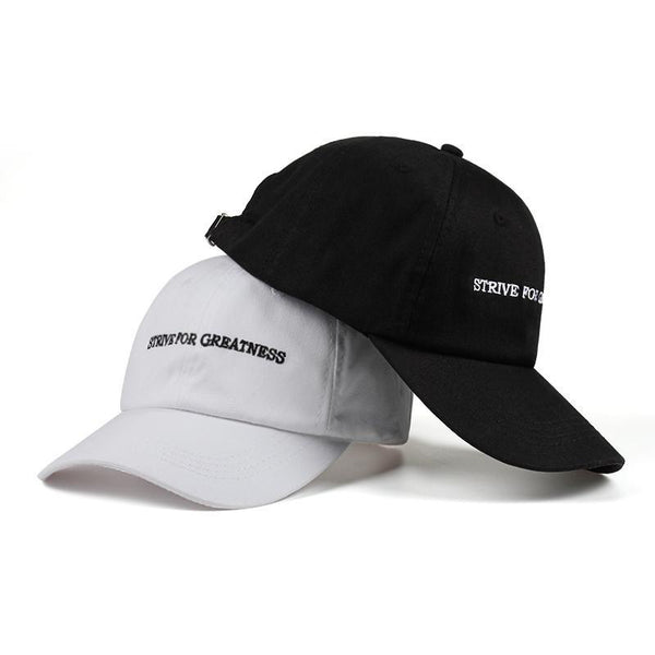 Strive for Greatness Dad Hat