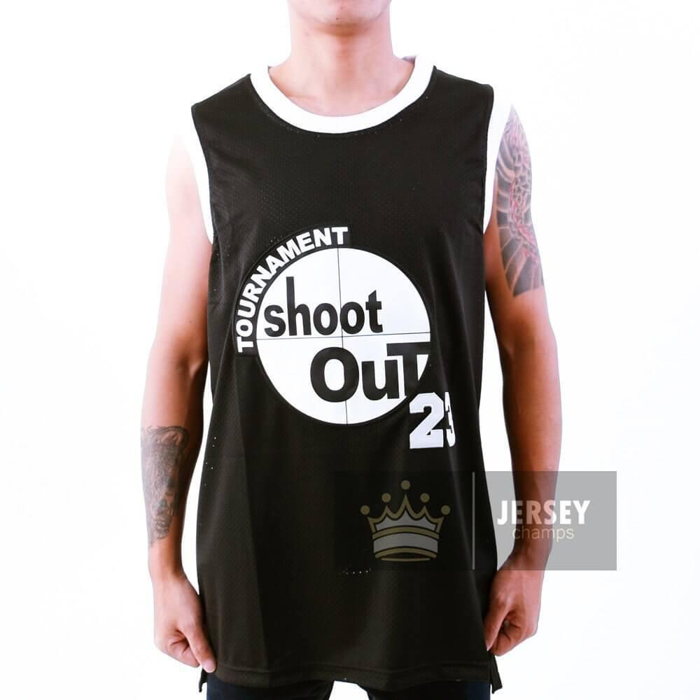 Tournament Shoot Out Basketball Jersey #23 - Jersey Champs - Custom Basketball, Baseball, Football & Hockey Jerseys