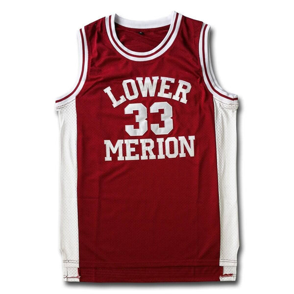 Kobe Lower Merion 33 High School Basketball Jersey