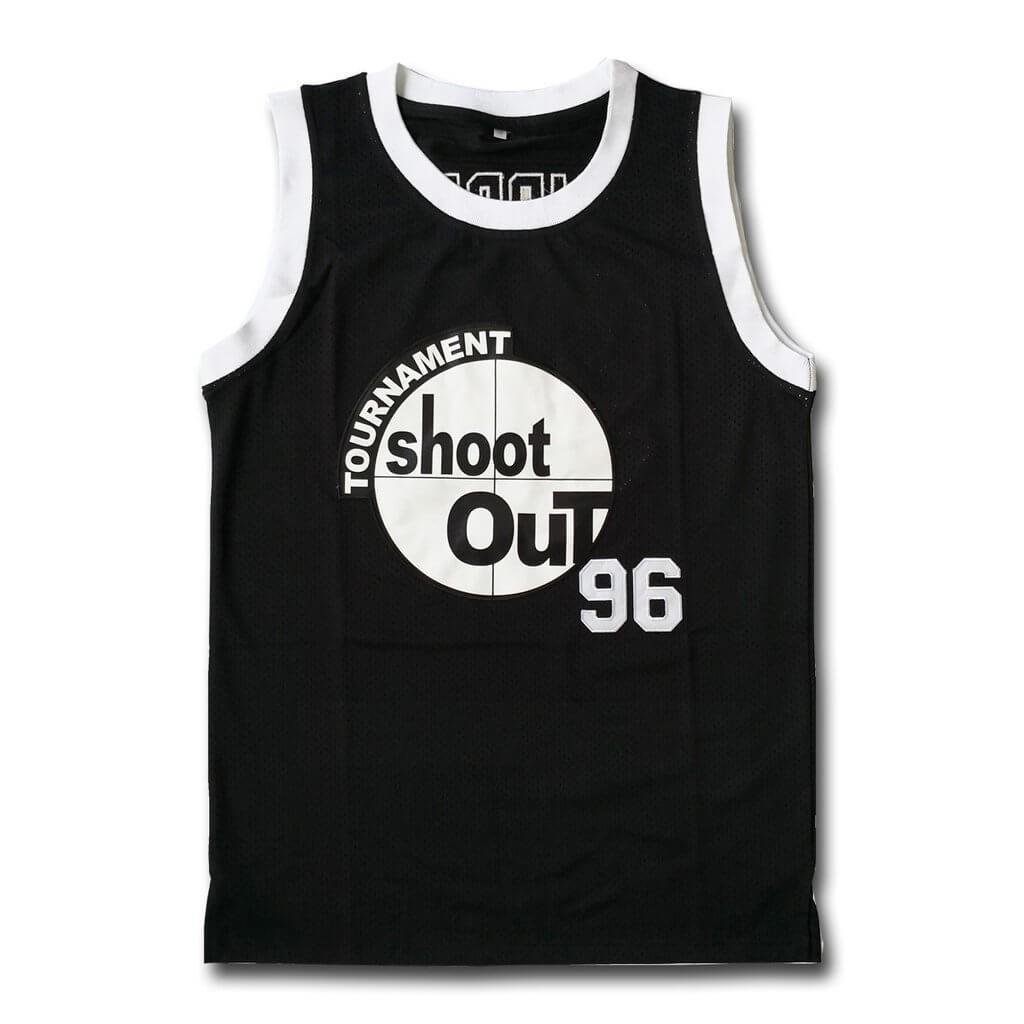 Tournament Shoot Out Basketball Jersey 96