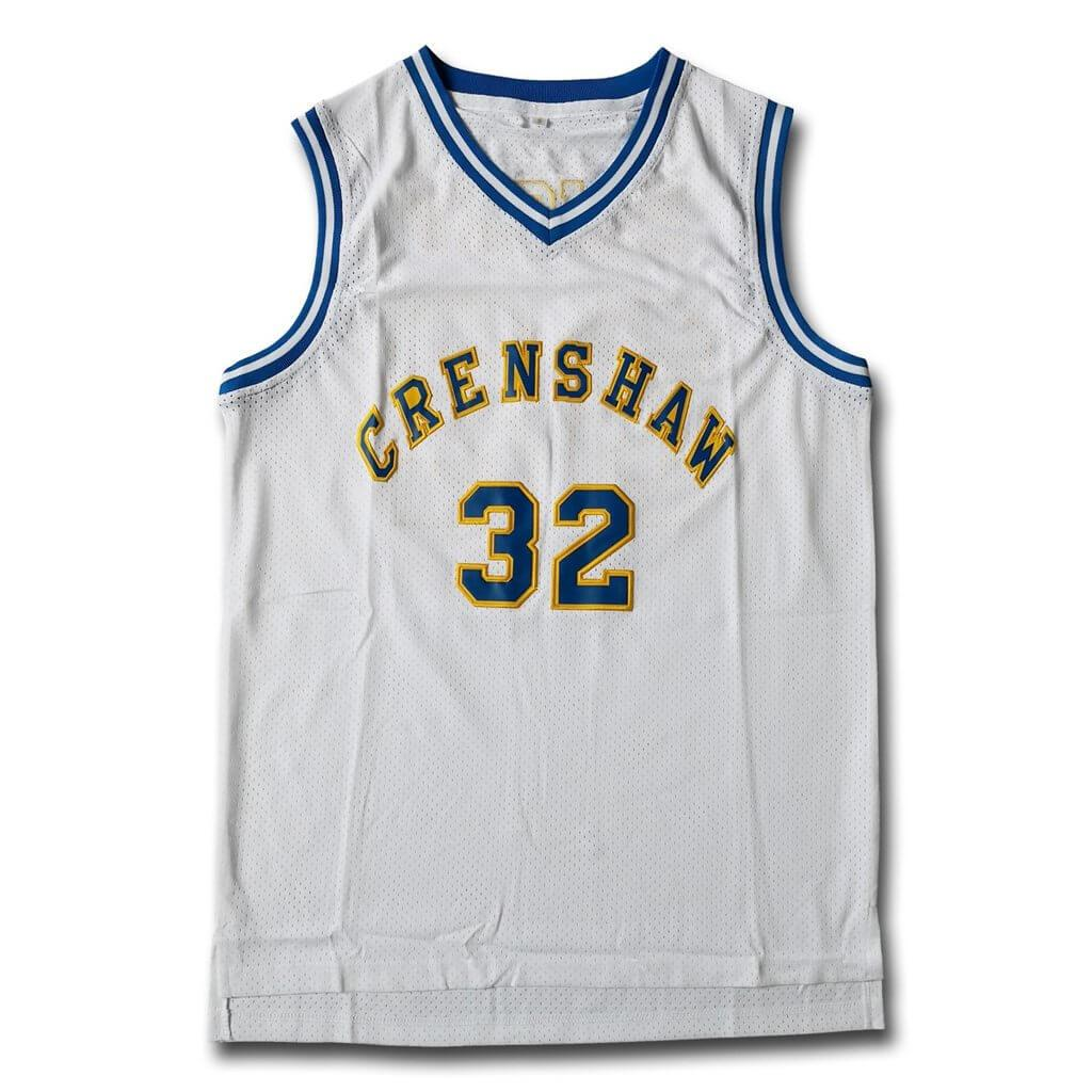 Monica Wright Crenshaw Basketball Jersey