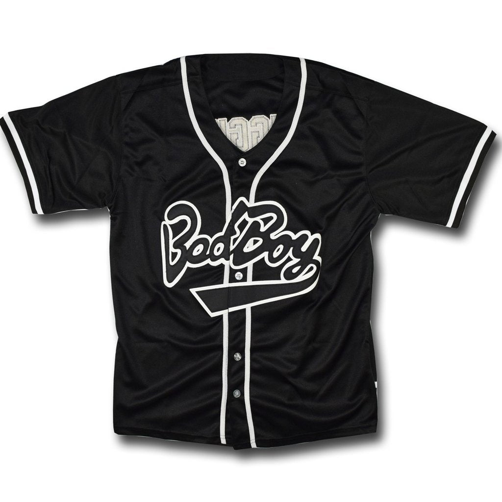 Bad Boy Biggie Baseball Jersey