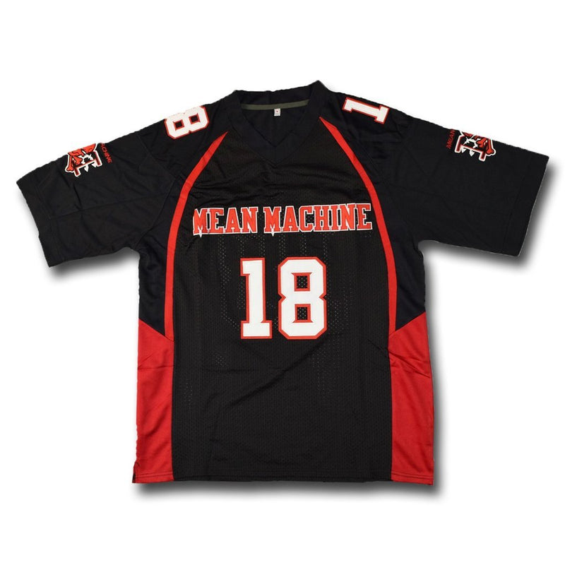 Paul Crewe Mean Machine Longest Yard Movie Football Jersey Stitched #18
