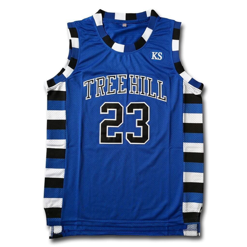 Stitched One Tree Hill Basketball Jerseys #23 #3