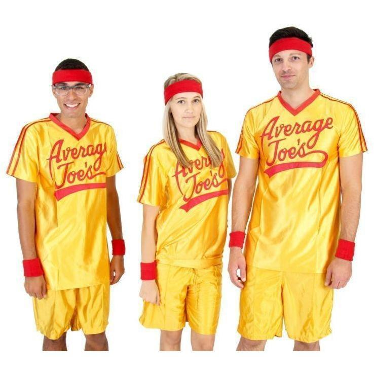 Average Joe's Dodgeball Jerseys - Jersey Champs