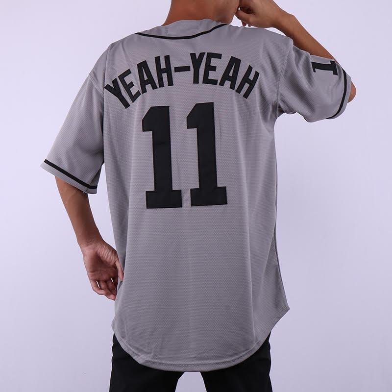 The Sandlot Yeah Yeah Baseball Jersey
