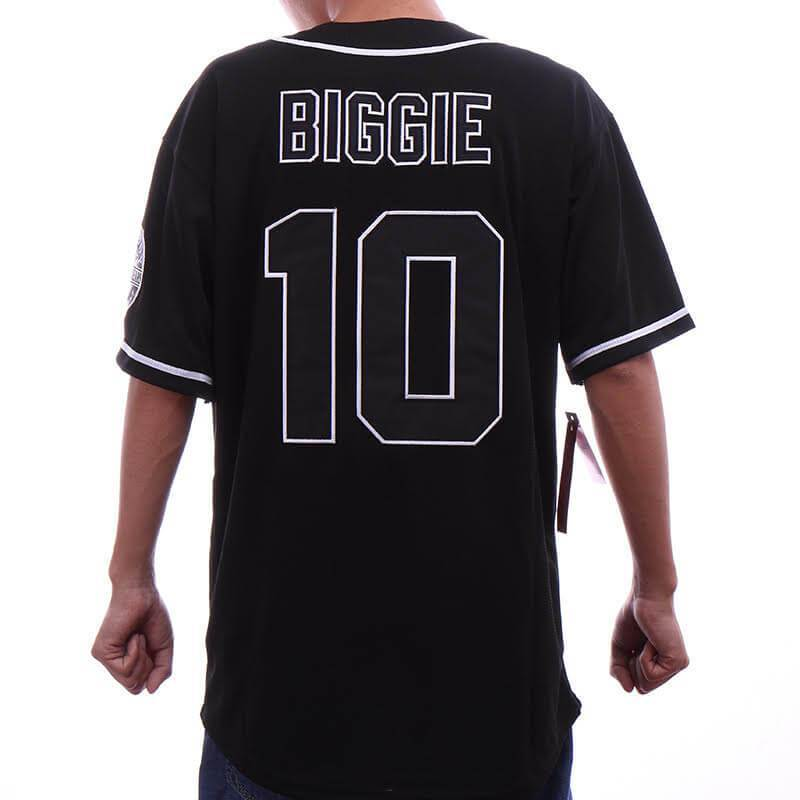 Bad Boy Biggie Baseball Jersey - Jersey Champs