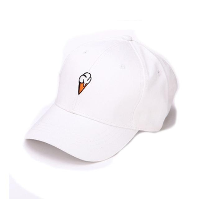 Ice Cream Dad Hat Cap