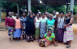 Nouboueke Community Group - Sponsorship Goal: £3,045 FULLY FUNDED