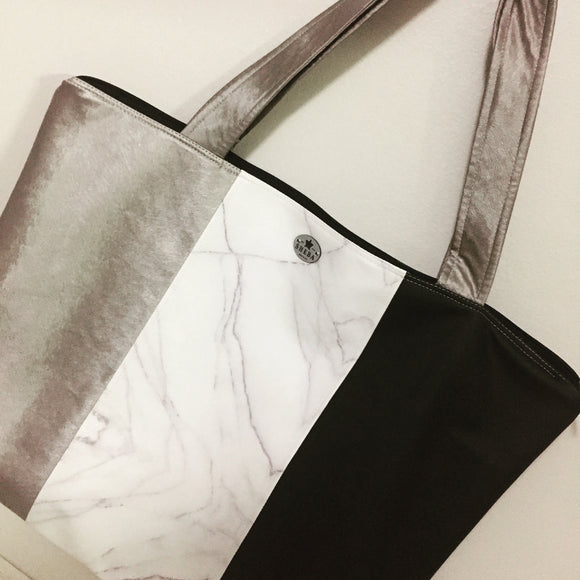 Luxe Shopper with Zip(All colours)