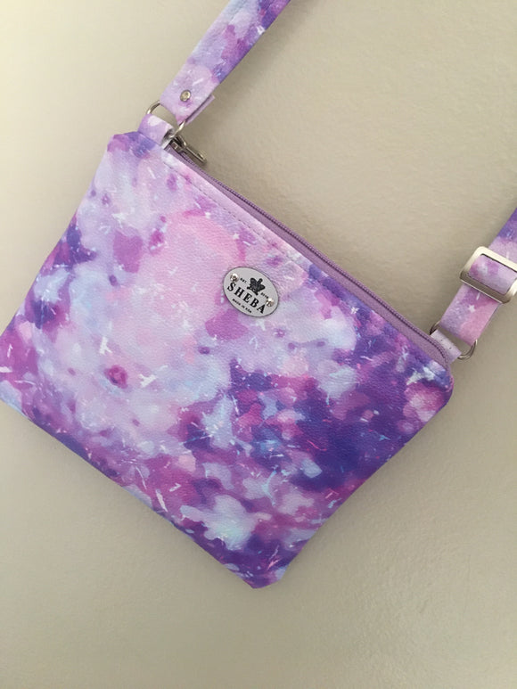 Purple Rain Princess Sling Bag