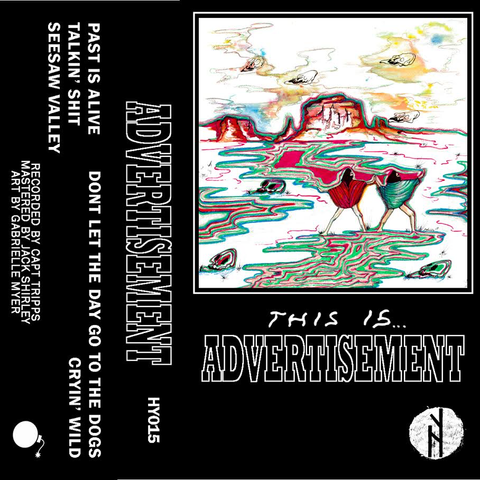 Advertisement - This Is... (Cassette)