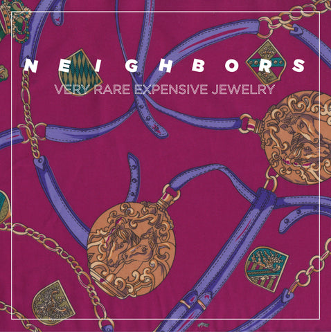 Neighbors - Very Rare Expensive Jewelry (Cassette)