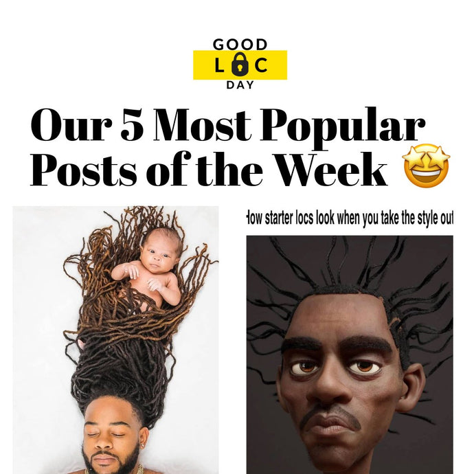 This Weeks Top 5 Most Liked Posts 💛