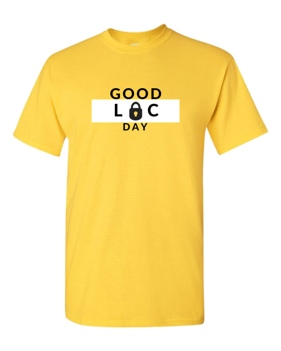 GOOD LOC DAY TEE - Good Loc Day