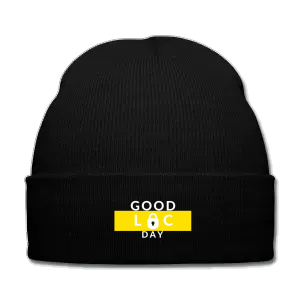 GOOD LOC DAY BEANIE (BLK) - Good Loc Day