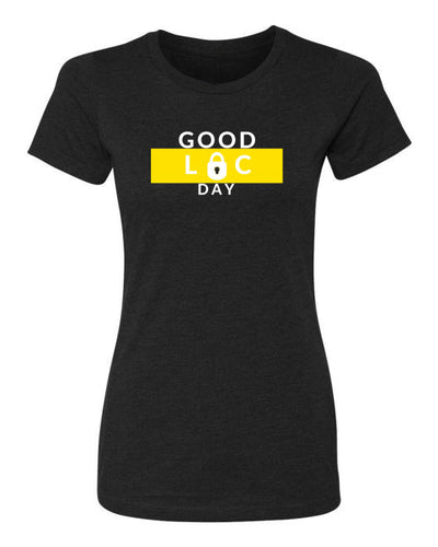GOOD LOC DAY TEE (BLK) - Good Loc Day