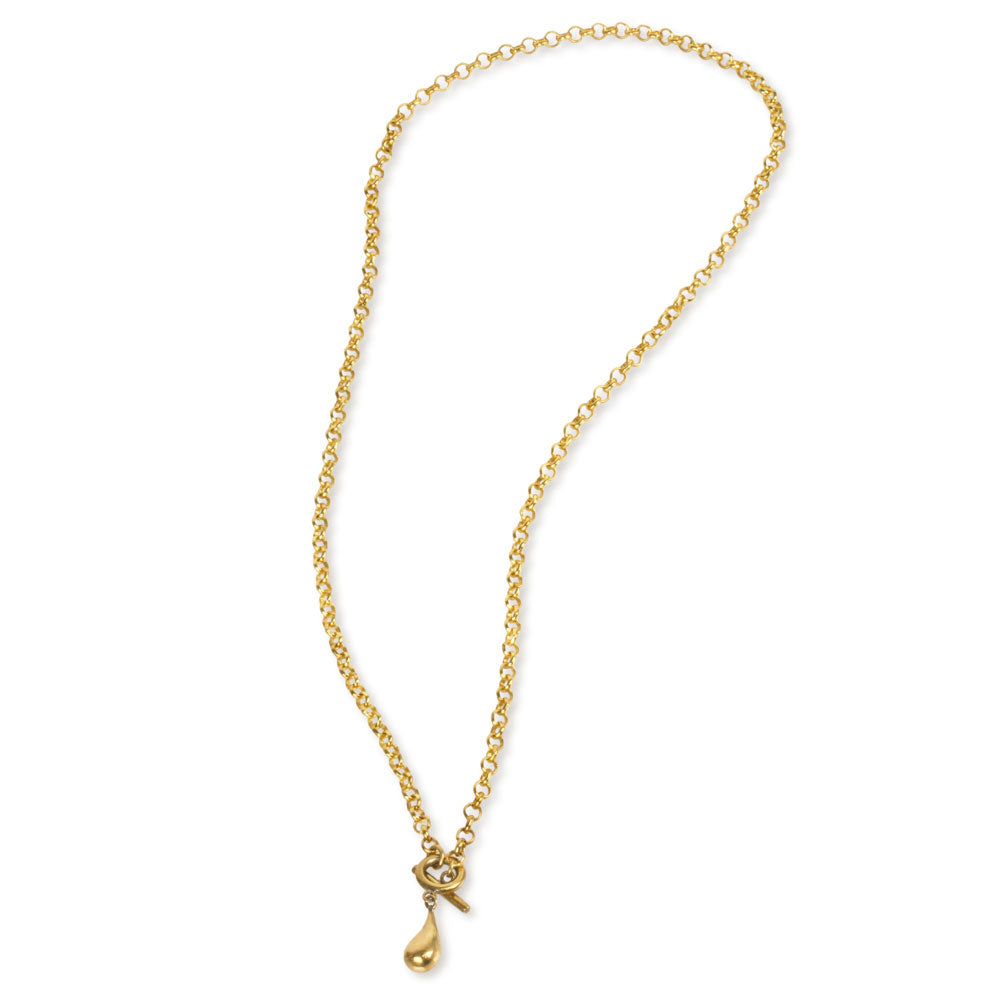 rectangular necklace hestia delicate gold products chain jewels retangular