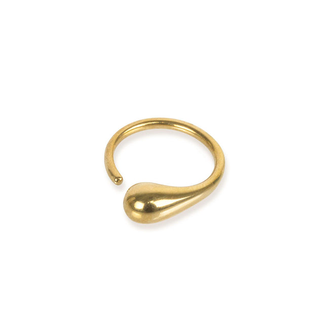Delicate Dash Ring