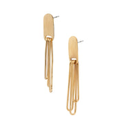 Ellipse Dangle Earrings