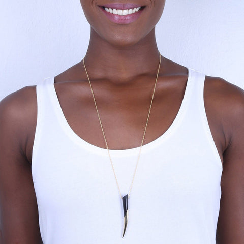 Mini Dipped Dalili Necklace