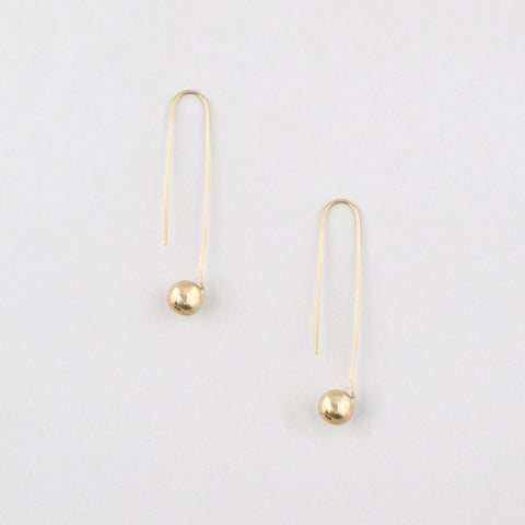 Bead Threader Earrings