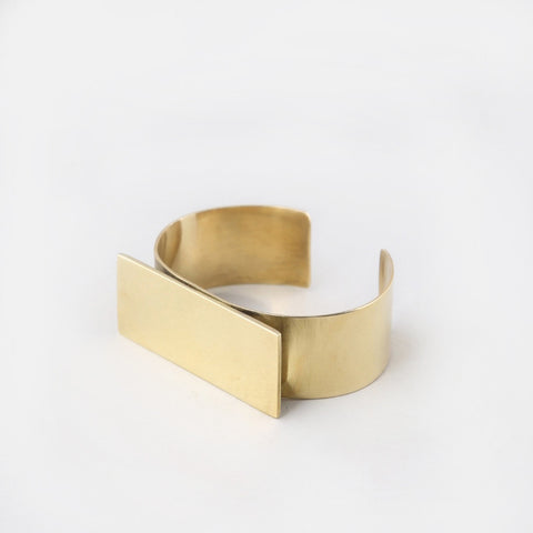 Rectangle Warrior Cuff